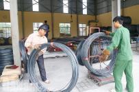 Cuối năm, thị trường vật liệu xây dựng cơ bản ổn định