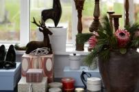 """""""Học lỏm"""" ý tưởng trang trí Giáng sinh bên trong ngôi nhà phong cách Bắc Âu"""
