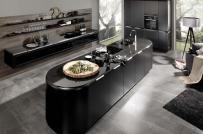 Ý tưởng sử dụng nội thất màu đen cá tính cho nhà ở