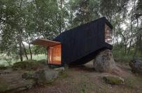"""Cabin nghỉ dưỡng độc đáo giữa rừng cho phép con người tự """"sạc"""" lại năng lượng"""