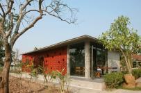 Maison A - ngôi nhà cấp 4 thấm đượm ký ức tuổi thơ ở Nam Định