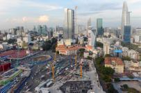 Tp.HCM: Giá đất khu phức hợp 6 sao gần chợ Bến Thành hơn 700 triệu đồng/m2