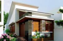 9 mẫu nhà cấp 4 đơn giản với kinh phí xây dựng từ 300 triệu đồng