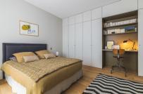 12 mẫu thiết kế nội thất phòng ngủ nhỏ thoáng đẹp, tiện nghi