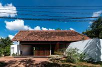 Căn nhà cấp 4 ở Đắk Lắk gây ấn tượng bởi kiến trúc lạ chưa từng có
