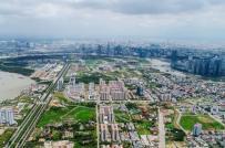Tp.HCM đề xuất giảm quy mô dự án Khu phức hợp thông minh tại Thủ Thiêm