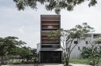 Ấn tượng với thiết kế nhà chống muỗi ở ngoại ô Tp.HCM