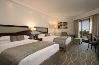 Vẻ sang trọng của khách sạn nơi tuyển Việt Nam nghỉ chờ quyết đấu Yemen
