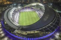 Cận cảnh sân vận động Hazza Bin Zayed – nơi diễn ra trận đấu giữa Việt Nam và Yemen