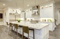 Lựa chọn bố cục bếp hoàn hảo cho ngôi nhà