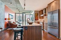 10 mẫu phòng bếp nhỏ tiện nghi dành cho căn hộ chung cư