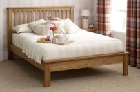 Những chiếc giường ngủ đơn giản dành riêng cho nhà chật