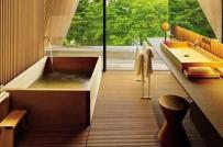 Lý do khiến người Nhật xây toilet và nhà tắm tách biệt nhau?