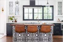 Ý tưởng trang trí nhà đẹp sang trọng với hai tông màu đen - trắng