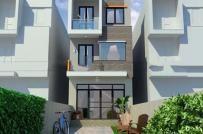Những mẫu nhà phố 3 tầng được yêu thích trong năm 2019