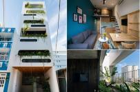 Thiết kế tòa nhà căn hộ cho thuê đảm bảo tính kinh tế, công năng và thẩm mỹ
