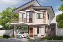 Những mẫu nhà 2 tầng có thiết kế đơn giản, chi phí thấp