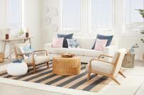 Chinh phục phong cách ven biển (coastal style) đầy mê hoặc trong thiết kế nội thất