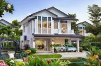 Những mẫu biệt thự nhà vườn hài hòa với thiên nhiên xanh mát