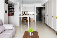 Mẫu căn hộ kết hợp hài hòa giữa phong cách và sở thích