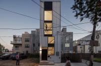 Ngôi nhà 5 tầng tiện nghi trên nền đất hẹp