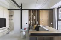 Giải pháp thiết kế thông minh cho căn hộ nhỏ 45m2
