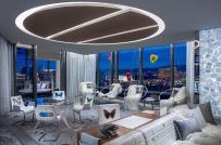 Bên trong khách sạn xa hoa có giá hơn 2 tỷ đồng mỗi đêm
