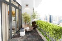 Những ý tưởng bài trí ban công chung cư đẹp, an toàn và hữu dụng