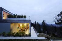 Không gian sống lãng mạn trong ngôi nhà 4 tầng ở Na Uy