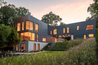 Mải mê ngắm nhà khối hộp ngập tràn nắng gió và cây xanh ở Mỹ