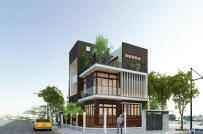 Tham khảo các mẫu nhà phố có thiết kế ấn tượng trên diện tích 8x20m