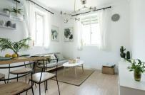 """Sau cải tạo, căn hộ nhỏ 49m2 vẫn có đủ 2 phòng ngủ """"tươm tất"""""""