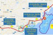 Cao tốc Vân Đồn - Móng Cái có thể khởi công vào ngày 30/3/2019