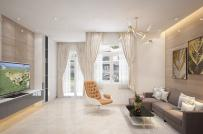 Tư vấn hoàn thiện nội thất nhà phố 1 trệt 2 lầu theo phong cách hiện đại
