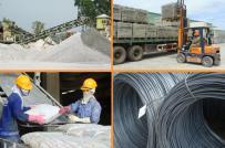 Giá vật liệu xây dựng tăng 5-7%