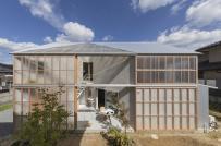 Ngôi nhà Nhật có thiết kế cởi mở đề cao sự thư giãn
