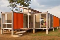 Những ngôi nhà container tuyệt đẹp từ khắp nơi trên thế giới