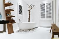 15 phòng tắm Scandinavian tối giản vẫn khiến bao người đắm say