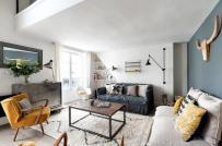 4 quy tắc phối màu bất bại trong trang trí nhà