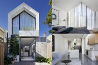 Giải pháp lấy sáng tự nhiên cho nhà phố hẹp sâu