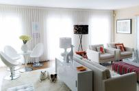 Mẹo giữ sofa trắng luôn sạch đẹp như mới