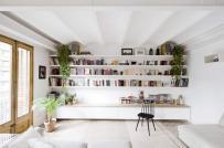 17 minh chứng khẳng định nội thất màu trắng là lựa chọn thông minh dành cho phòng khách