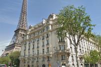 Căn nhà đắt nhất thủ đô nước Pháp đang được rao bán 280 triệu USD