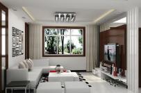 Đẹp mê mẩn mẫu thiết kế nhà 5 tầng trên diện tích 42,5m2