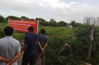 Quận Bình Tân cảnh báo 9 dự án đất nền