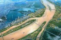 Hà Nội: Chuẩn bị trình đề án quy hoạch hai bên bờ sông Hồng