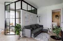 Bài trí nội thất thông minh trong căn hộ nhỏ phong cách Bắc Âu