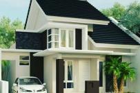 Thiết kế nhà cấp 4 mái Thái có gác lửng cho gia đình 4 người