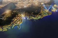 Quy hoạch dự án lấn biển Vũng Tàu quy mô 174,5 ha