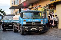 Chủ dự án chung cư Đà Nẵng phải làm thủ tục thỏa thuận với công ty cấp nước